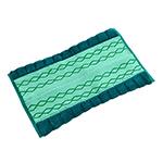 Rubbermaid 1791793 Microfiber Dust Mop, Green