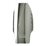 Rubbermaid FG402149 TCell Odor Control Dispenser, Chrome