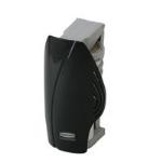 Rubbermaid FG402150 TCell Odor Control Dispenser, Black
