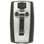 Rubbermaid FG4870055 Microburst Duet Odor Control Dispenser, Black/Chrome