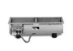 APW Wyott HFWS-2 2-Pan Drop In Narrow Hot Food Well, 208 V