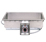 APW Wyott TM-12LD UL Drop-in Food Warmer, 6 x 20-in Pan Opening & Drain, 120 V, UL