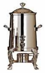 Bon Chef 42103CP 3.5-Gallon Coffee Urn Server, Solid Fuel, Copper