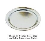 Bon Chef 1028S WH 5.75-in Bread & Butter Plate, Aluminum/White