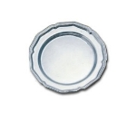 Bon Chef 1033S DKBL 9-in Dessert Plate, Aluminum/Dark Blue