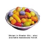 Bon Chef 1039S FGOLD 4-oz Ramekin, Aluminum/Fiesta Gold