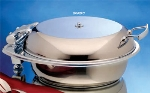 Bon Chef 20300NG Induction Chafing Dish Without Glass, 1.5-Gallon Capacity