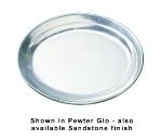Bon Chef 2034P Large Oval Platter, Aluminum/Pewter-Glo