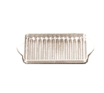 Bon Chef 2081P 9-in Grill Tray, Pewter-Glo Finish