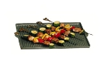 Bon Chef 2082P Grill Pan, 15 x 19-in, Pewter-Glo Finish