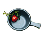 Bon Chef 3009T 12-oz Tempo Soup Bowl with Handle, Aluminum
