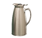 Bon Chef 4052S 1-qt Insulated Pitcher Server, Stainless Steel w/ Satin Finish