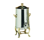 Bon Chef 41003 3.5-Gallon Coffee Urn Server, Single Wall, Stainless Steel