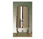 Bon Chef 44001 1.5-Gallon Insulated Coffee Urn Server, Heavy Gauge, Copper Plate