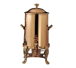 Bon Chef 44005 5-Gallon Insulated Coffee Urn Server, Heavy Gauge, Copper Plate