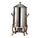 Bon Chef 47105 5.5-Gallon Coffee Urn Server, Solid Fuel, Renaissance