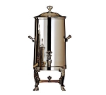 Bon Chef 48005C 5-Gallon Insulated Coffee Urn Server, Chrome, Lion