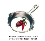 Bon Chef 5009S PLUM 6.5-in Mushroom Saute Pan, Aluminum/Plum