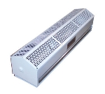 Berner KZN1036A 36-in Air Curtain, Unheated, (1) 1/5 hp Motor, Single Speed