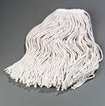 Carlisle 36983200 4-Ply Mop Head w/ Cut-End, Narrow Banded Cotton Yarn, #32