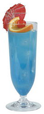 Carlisle 4363007 11-oz Polycarbonate Cocktail Glass, Clear