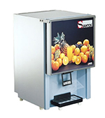 Dynamic 41 Santos Cold Drink Dispenser w/ 10-Liter Bag-In-Box Compartment