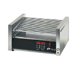 Star Manufacturing 75SCE-230 Hot Dog Grill w/ Super Turn Rollers, 75 Hot Dog Capacity, Export