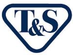T&S Brass 5F-2SLX12 Deck Mount Faucet w/ 12 in Swivel Nozzle