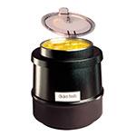 Tomlinson 1015740 12-qt Soup Kettle w/ Stainless Inset, NSF, Black, 240 V