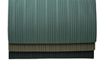 Tomlinson 1035164 Cushion Runner, 36 x 360-in Roll, Gray