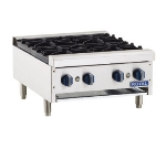 Royal Range RHP-12-1 LP 12-in Countertop Hotplate w/ 12 x 12-in Cast Iron Top Grate, LP