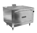 Royal Range RR-36-DS-C NG 38.5-in Double Deck Oven w/ 1-Standard & 1-Convection Oven, NG