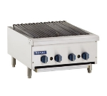 Royal Range RRB-36 NG 36-in Countertop Radiant Broiler w/ Manual Controls & Pilot, NG