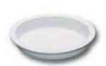 Cook-Tek RPI01 6.5-Liter Large Round Insert, Porcelain