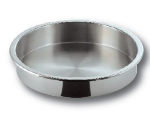Cook-Tek RSSIL01 6.5-Liter Large Round Insert, Stainless