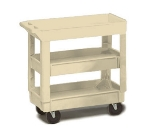 Continental Commercial 5801BE Center Shelf For Model 5800 Cart, 200-lb Capacity, Beige
