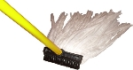 Continental Commercial A956102 Medium Heavy Duty MusclePro Mop, Cellulose & Polyester Blend
