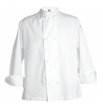 San Jamar J049-3X Traditional Chef's Jacket Size 3X