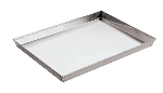 World Cuisine 41751-65 Baking Sheet w/ Splayed Sides, 17.75 x 25.5-in, Aluminized Steel
