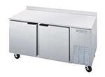 Beverage Air WTR67A-02 67-in Worktop Refrigerator w/ 2-Doors, 27.0-cu ft