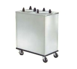 Lakeside 5207 Double Enclosed Dish Dispenser For Dishes Up To 7.25-in Diameter