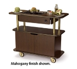 Lakeside 38100 42.5-in Enclosed Base Cooking Cart w/ Infrared Cooktop