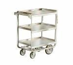 Lakeside 511 Utility Cart w/ (3) 15.5 x 24-in & Handle, 700-lb Capacity