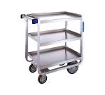 Lakeside 949 Utility Cart w/ (3) 24 x 36-in Shelves & Angle Frame, 1000-lb