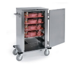 Lakeside 5500 Tray Delivery Cart w/ Removable Door, Up To (6) 15 x 20-in Trays