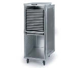 Lakeside 5529 Enclosed Transport Delivery Cabinet, (22) 18 x 26-in Pans