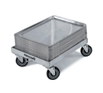 Lakeside 620 Single Stack Sheet Pan Dolly w/ 500-lb Capacity, Aluminum