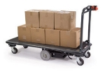 Lakeside 8190 Battery Operated Platform Truck w/ Solid State, 27 X 60-in, 1500-lb