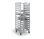 Lakeside 8535 70-in Roll-In Cooler Rack w/ 13-Pair Universal Step Angle Ledge