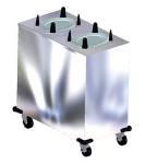 Lakeside V5210 Mobile Dish Dispenser For Platter Up To 7.75 x 10.5-in
